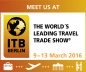 ITB Berlin 2016 The World`s Leading Travel Trade Show