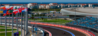 Grand Prix of Russia - the best Grand prix of the season 2014